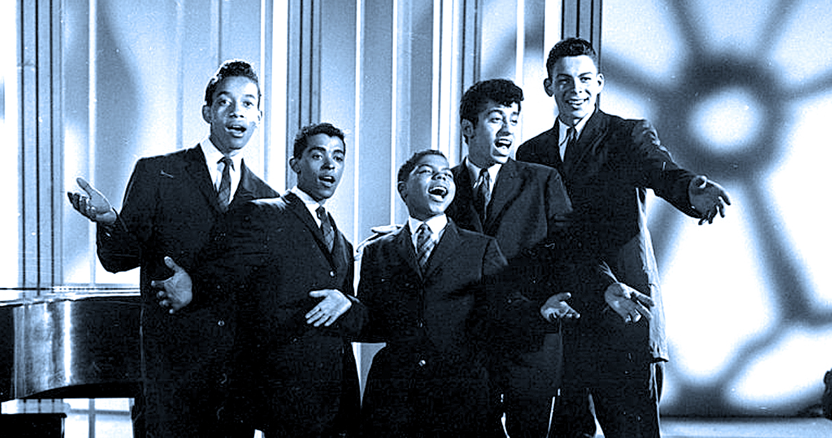 April 14, 1956 – Frankie Lymon And The Teenagers – LaVern Baker – Count Basie – Alan Freed – 1956 – Past Daily Weekend Pop Chronicles