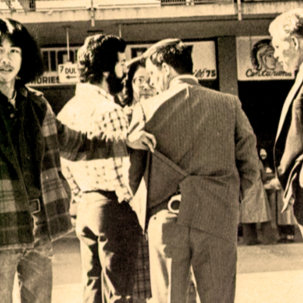 It's 1979 – You're A Teenager – You Live In L.A. – Conformity Just Isn't You.