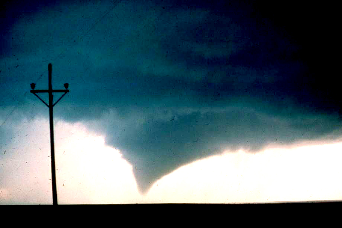 April 12, 1979 – Tornado Season: Adding Insult To Injury – Missing Clipper Ships – Billy Speaks From Rehab.