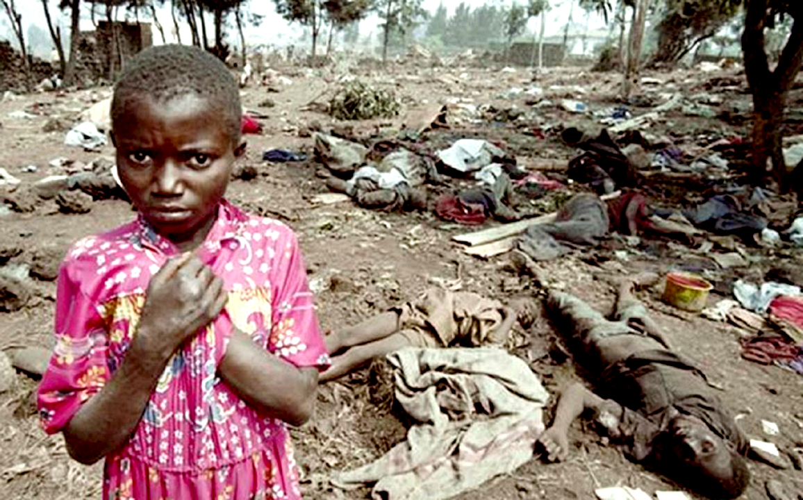 April 10, 1994 – A Rwanda Kind Of Hell – President Clinton And The Case For Improved Healthcare – AIDS in France.