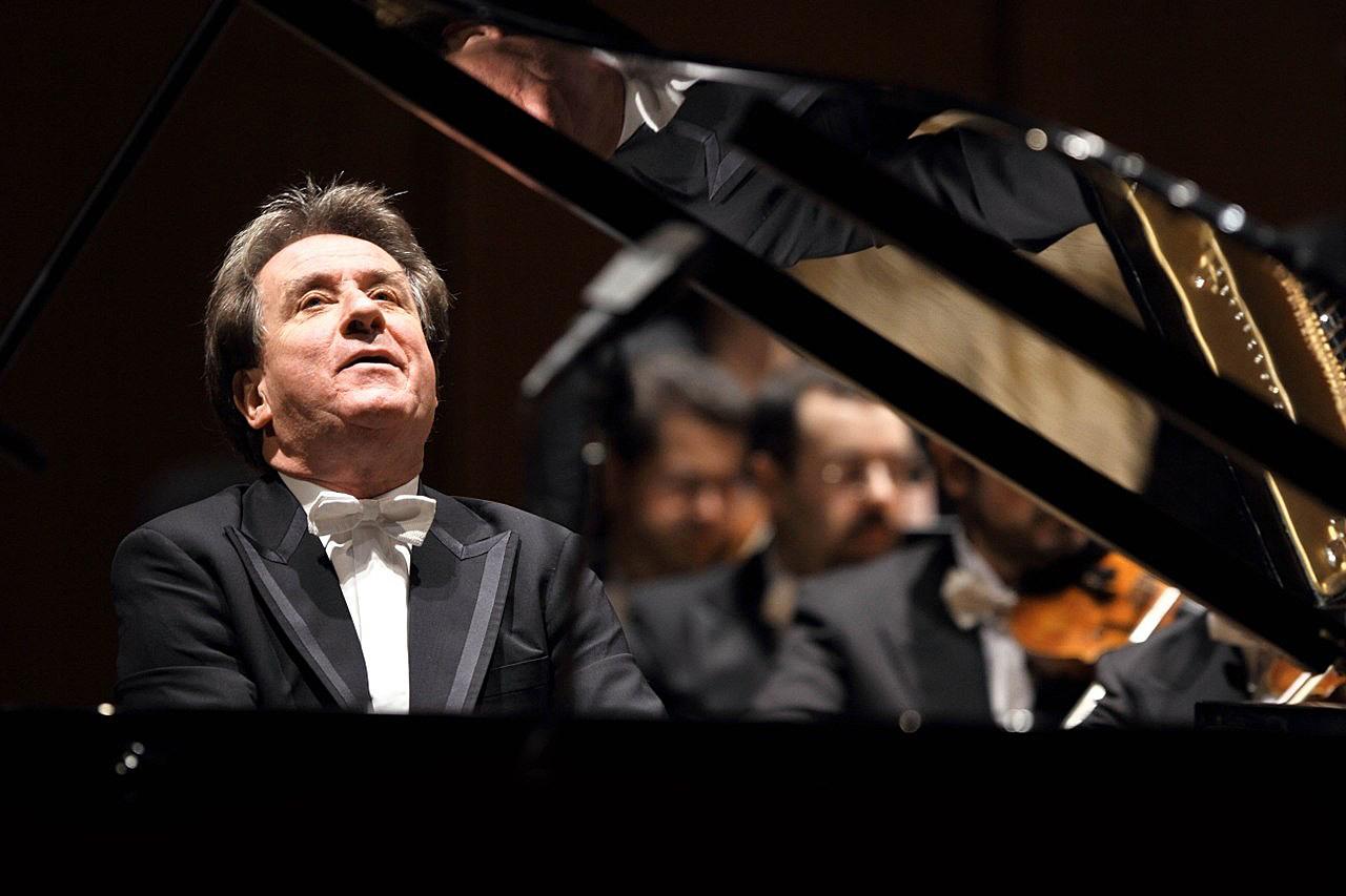 Rudolf Buchbinder With Rafael Frühbeck De Burgos And The Berlin Radio Symphony In Concert – 2010 – Past Daily Mid-Week Concert