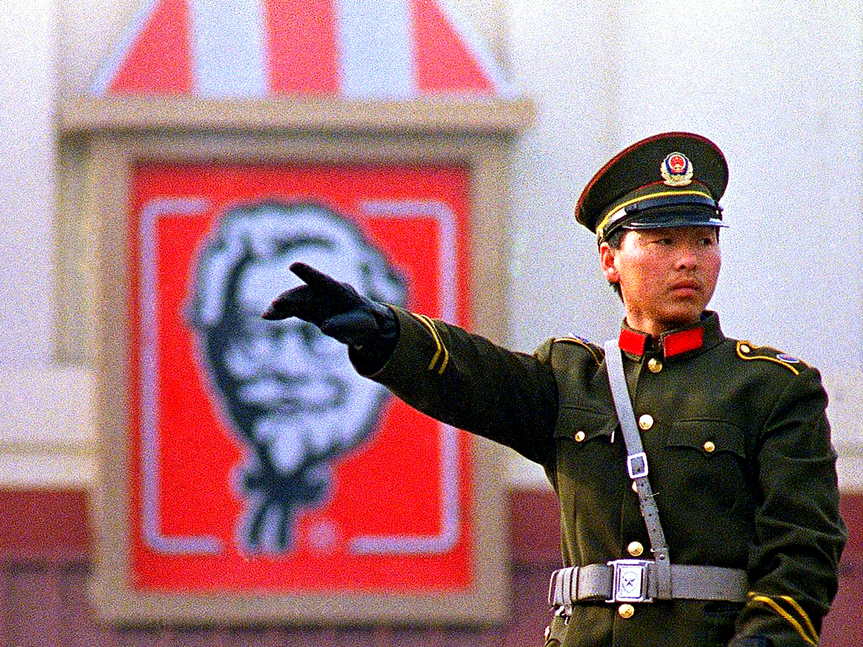 May 28, 1994 – White House Gets Choppergate – North Korea Gets Snippy – China Gets KFC.