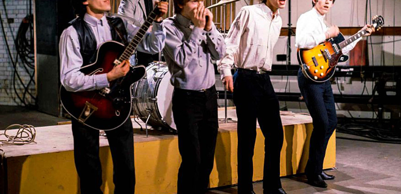 The Rolling Stones - Rhythm & Blues program - BBC 1964