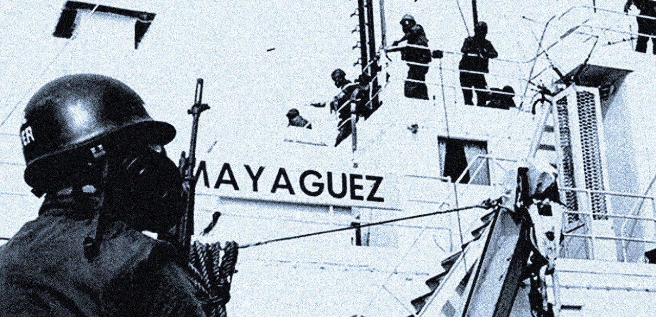 Mayaguez Incident - May 1975