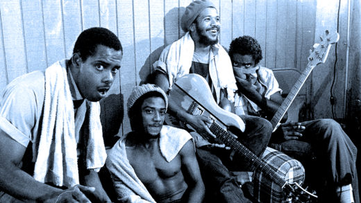 Bad Brains - Amsterdam Paradiso - May 28, 1987
