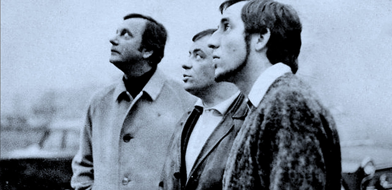 Jacques Loussier Trio - Live in Hannover, Germany - 1965