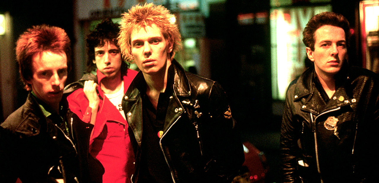 The Clash - live at the Hollywood Palladium - 1979