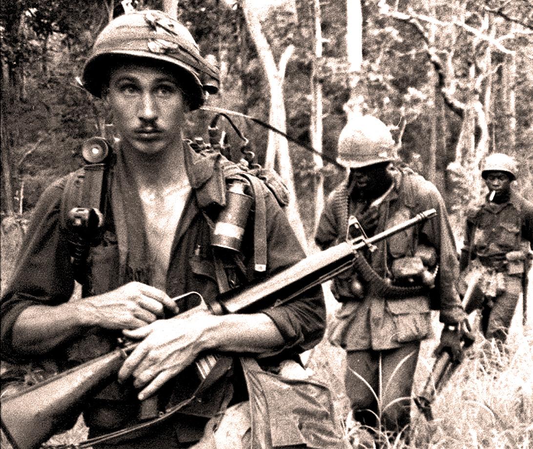 "July 19, 1965 – ""Not Since Korea"" – Vietnam Takes A Turn – Funeral For Adlai Stevenson"