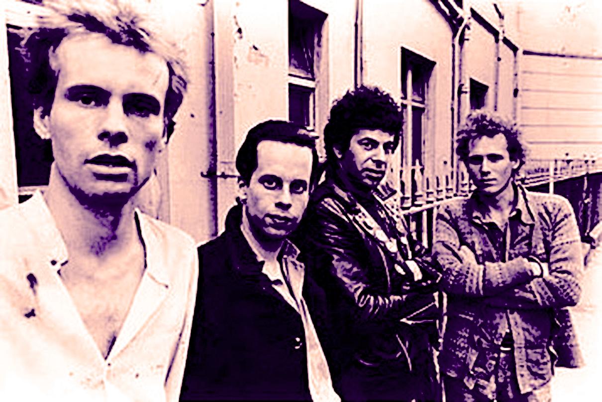 UK Subs - Session for John Peel 1978