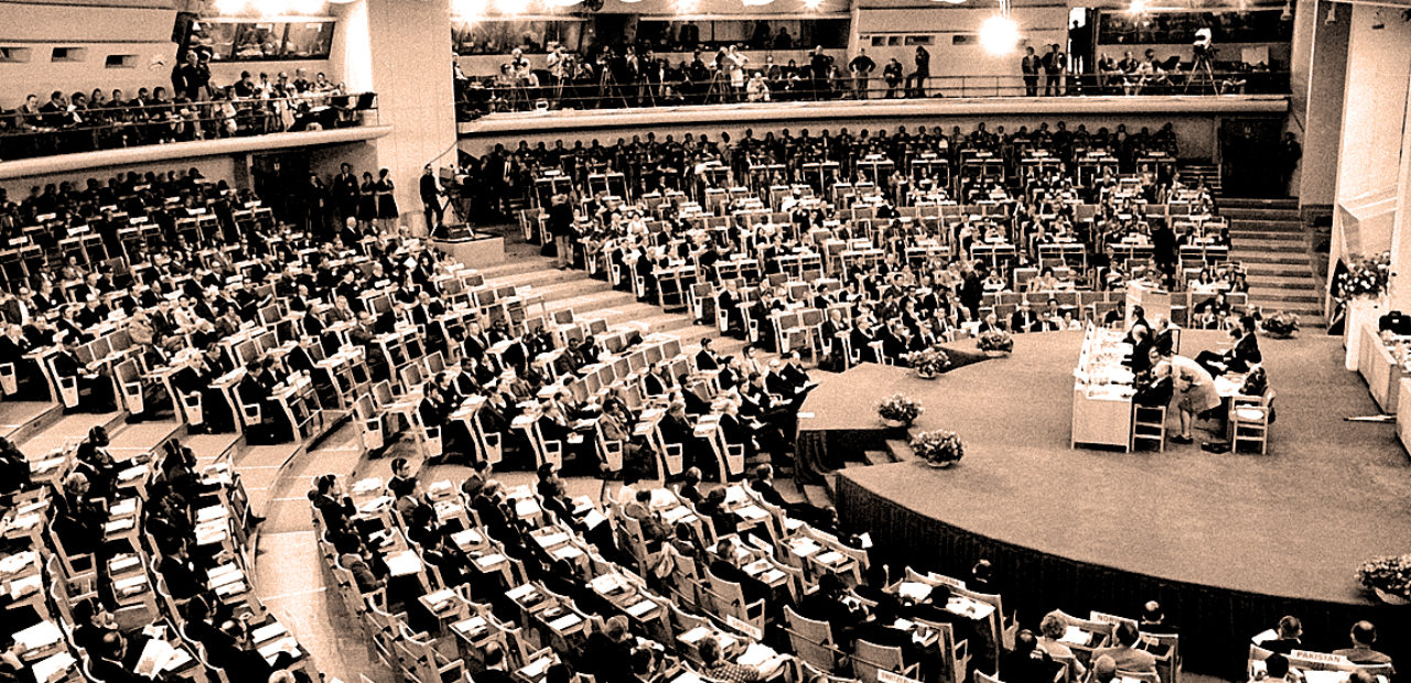 UN Conference on The Environment - Stockholm 1972
