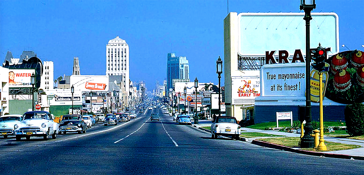 July 1956 – It's Summer – It's Los Angeles – It's Your Town – It's Your Radio – Past Daily Pop Chronicles
