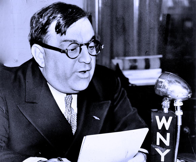 Fiorello LaGuardia - Labor Day - 1942