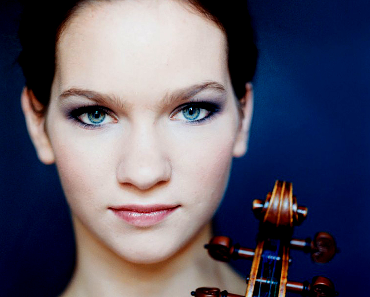 Hilary Hahn With Mikko Franck And The Philharmonic Of Radio France Play Music Of Meyer And Prokofiev – 2011 – Past Daily Mid-Week Concert