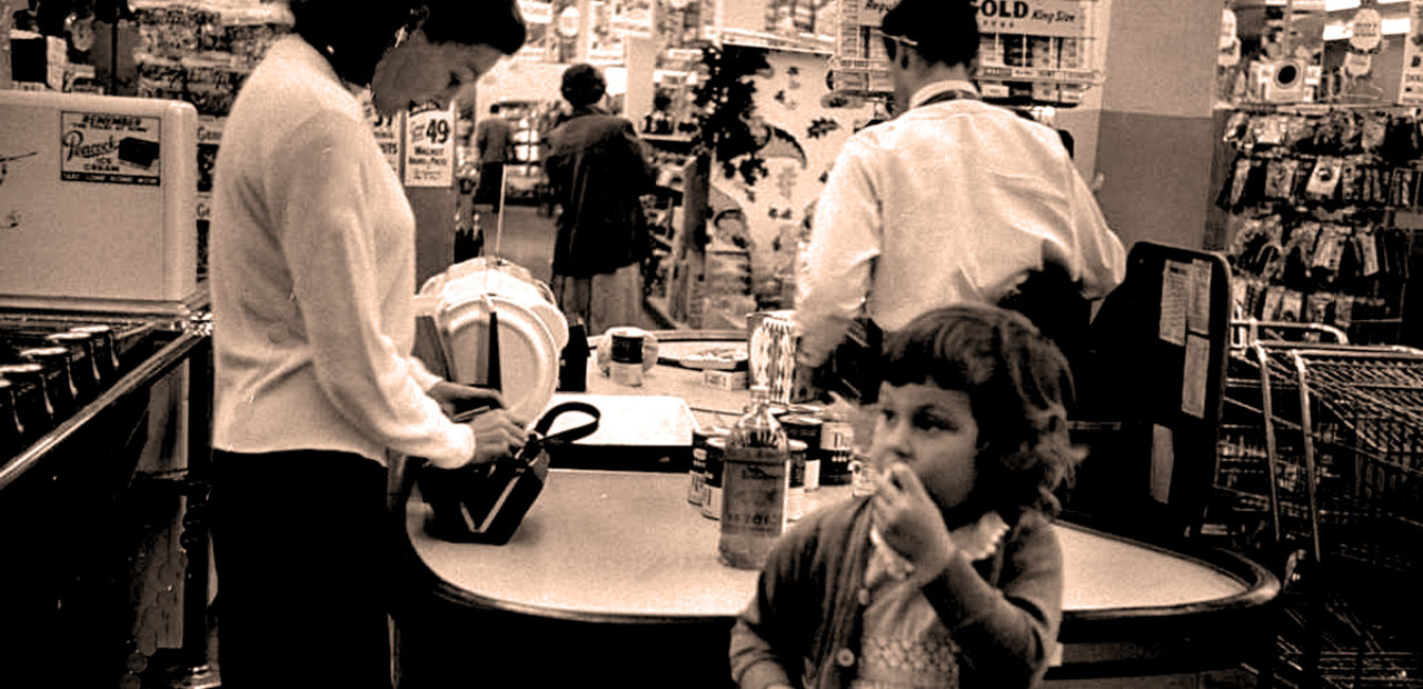L.A. Supermarket - 1960s
