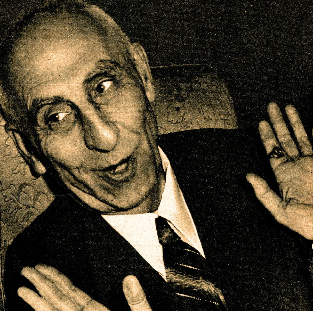 August 23, 1951 -The War In Korea – Mosaddegh And The Oil In Iran