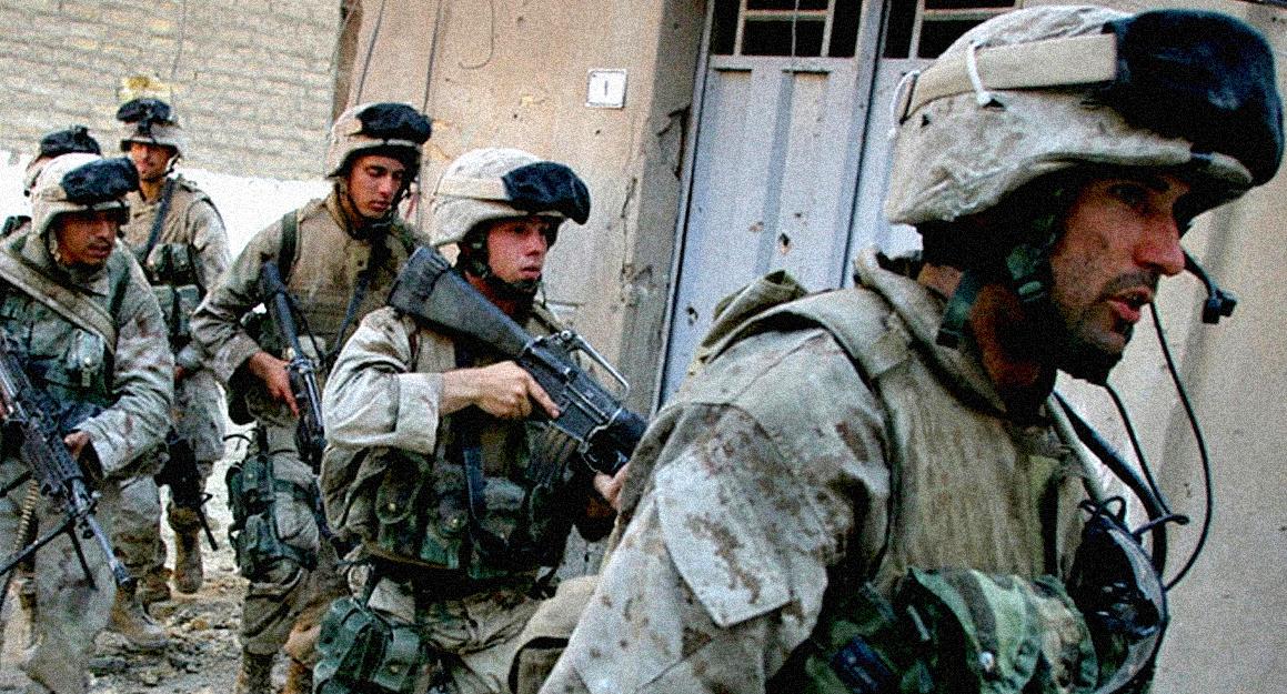 Battle of Najaf - August 20, 2004