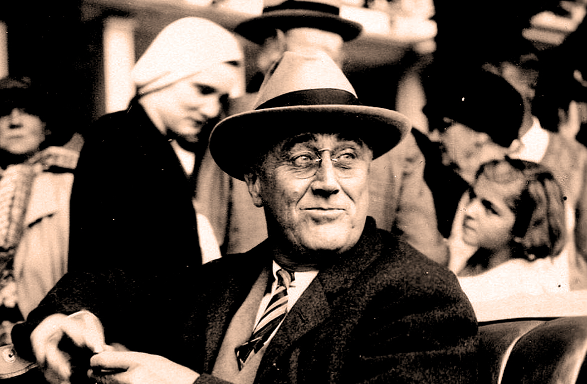September 30, 1934 – FDR Has A Few Words About Government
