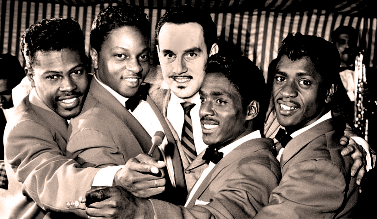 The Penguins – Dori Anne Grey – Count Basie – Alan Freed – Camel Rock n' Roll Dance Party – 1956 – Past Daily Weekend Pop Chronicles