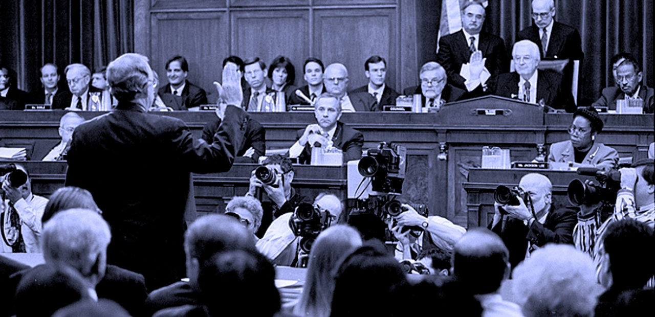 The House Hearings - 1998
