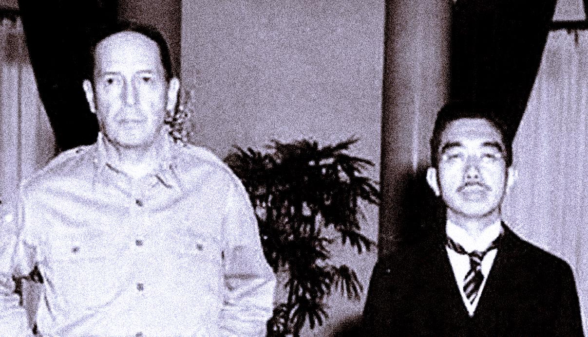 September 26, 1945 – MacArthur Meets Hirohito