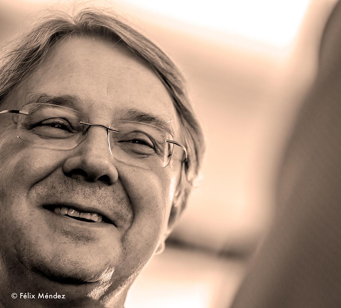 Victor Pablo Pérez - photo: Felix Méndéz Felix