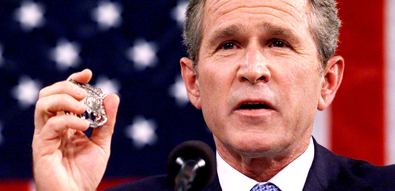 President Bush - Address of September 20