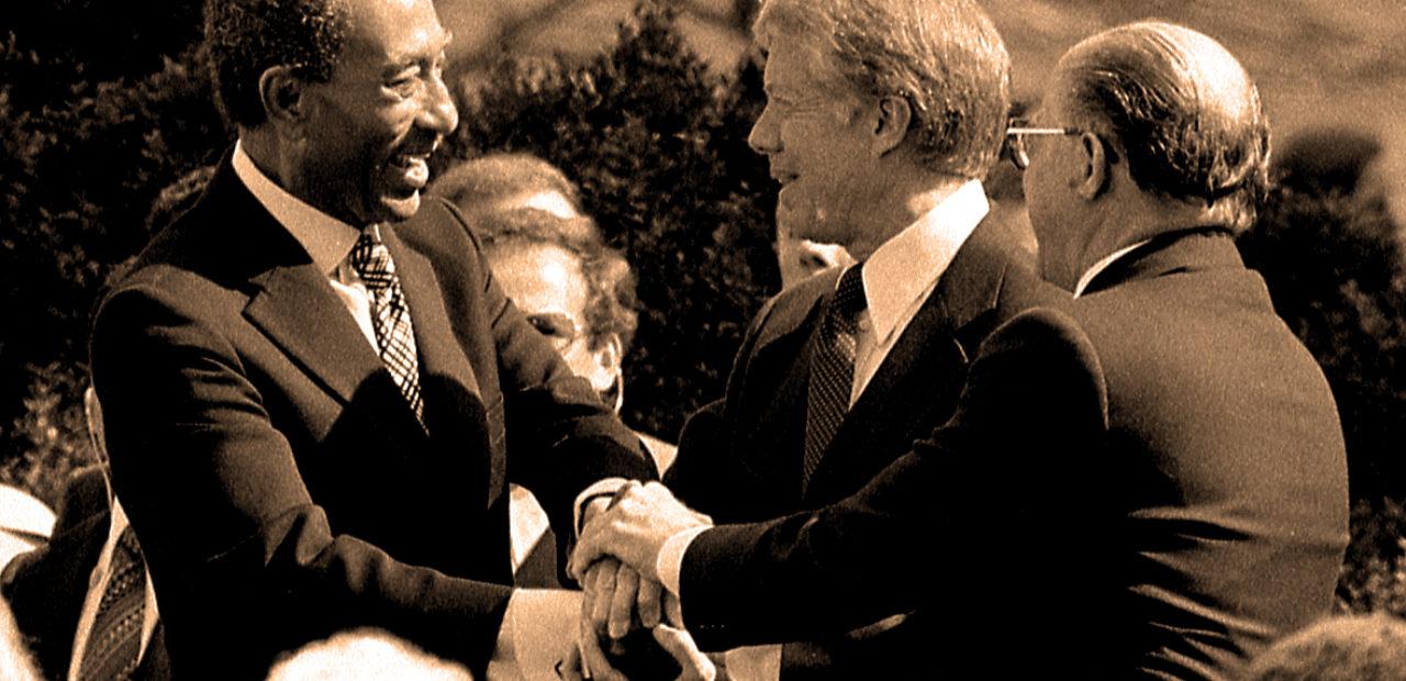 Egyptian-Israeli Peace Summit - 1978