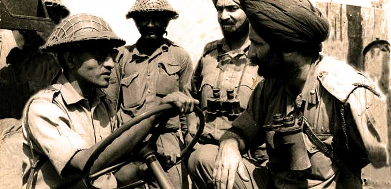 Indo-Pakistan War 1965