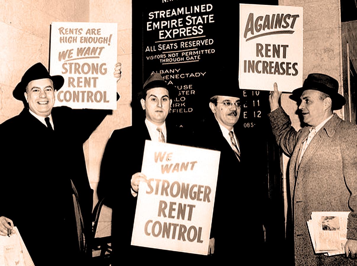 Rent Control - 1950