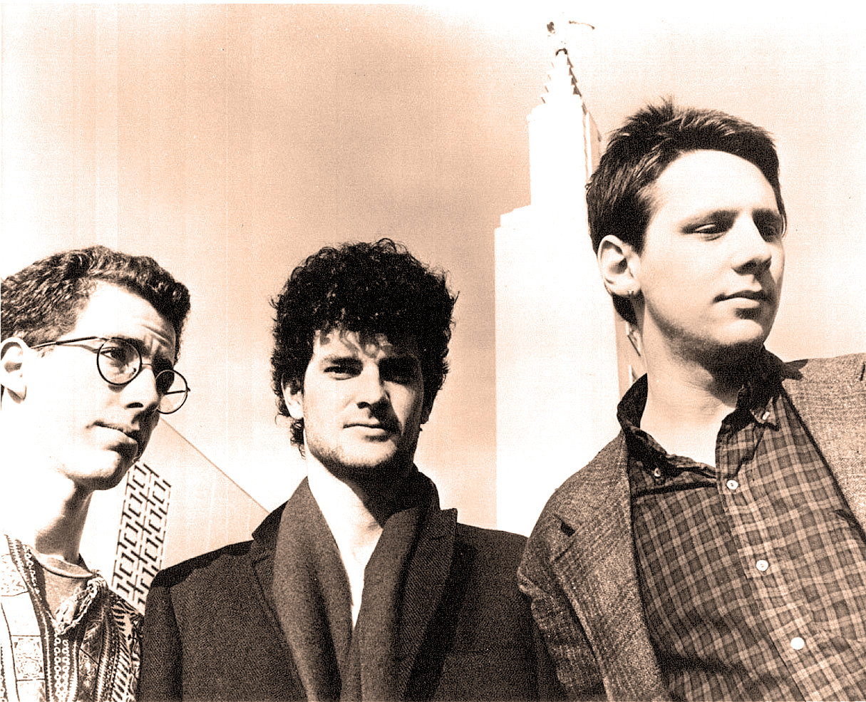 100 Flowers - in session at KPFK - 1983