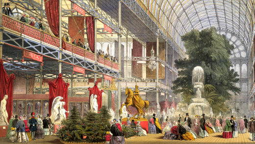 The Great Exhibition Of 1851 - The Crystal Palace