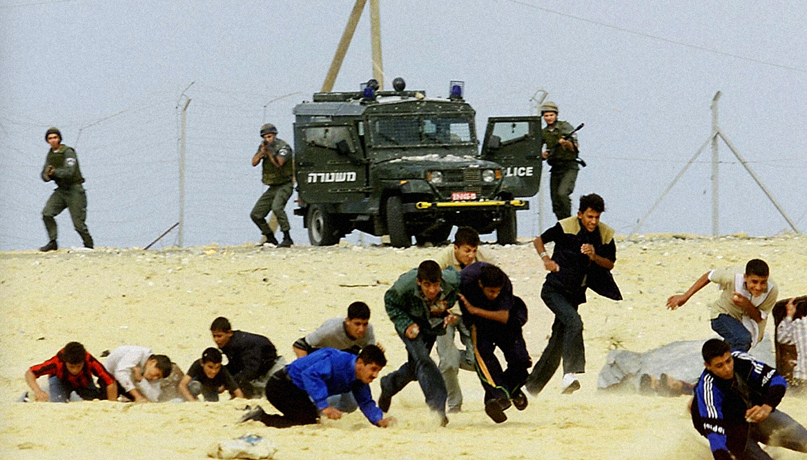October 30, 2000 – The Uprising In Gaza – The Matter Of Money Laundering – The Streets Of Seoul.