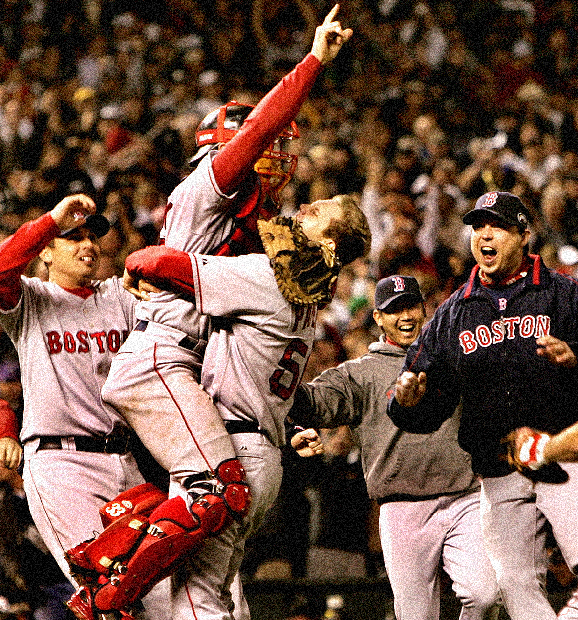 October 29, 2007 – Boston Red Sox: 2007 Repeat – Questions Follow A House Fire – L.A. Keeps Burning
