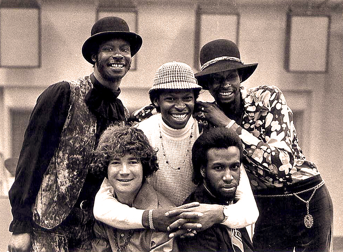 The Chambers Brothers - Live in German TV - 1969