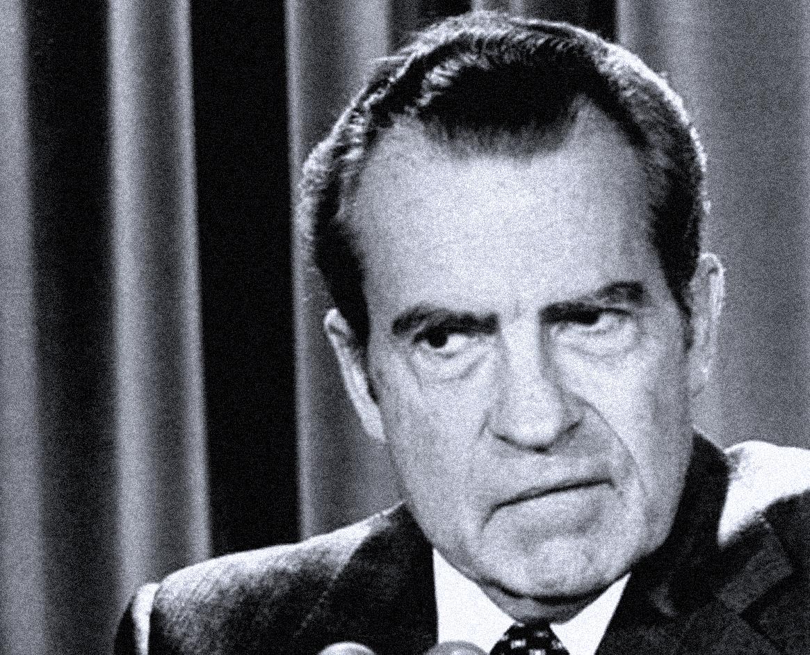 Nixon and The Press - October 26, 1973