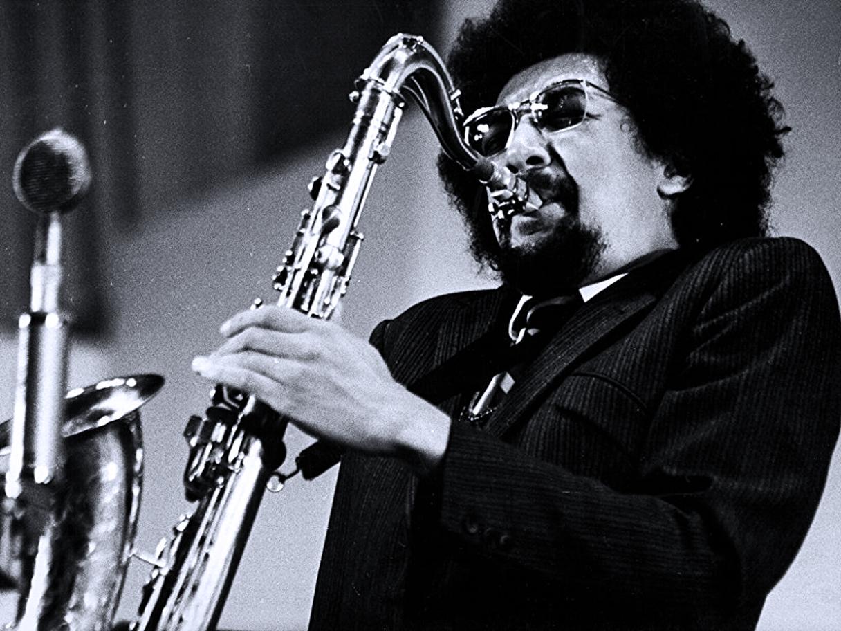 Charles Lloyd in concert - 1983