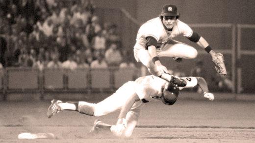1978 World Series - Bucky Dent - Photo: The Trentonian