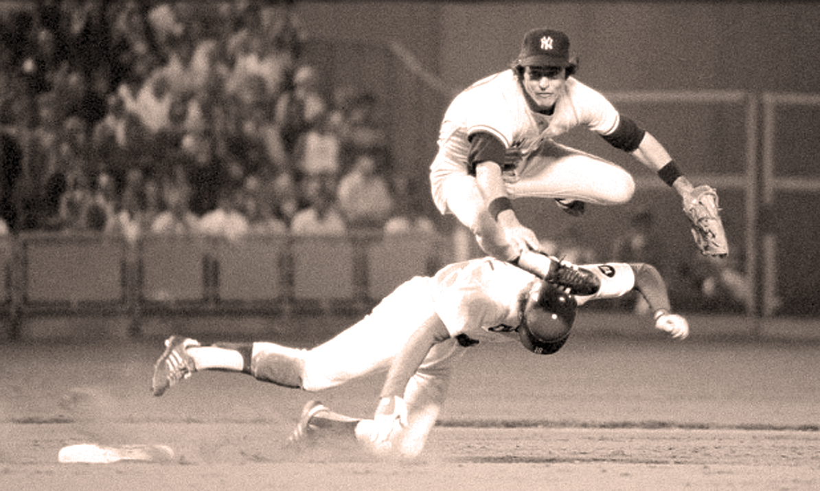 1978 World Series - Bucky Dent - Photo: The Trentonian
