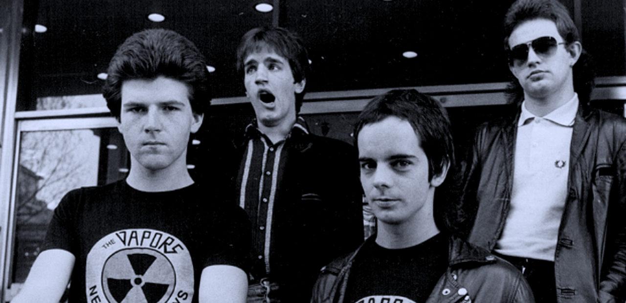 The Vapors - live in Boston - 1980