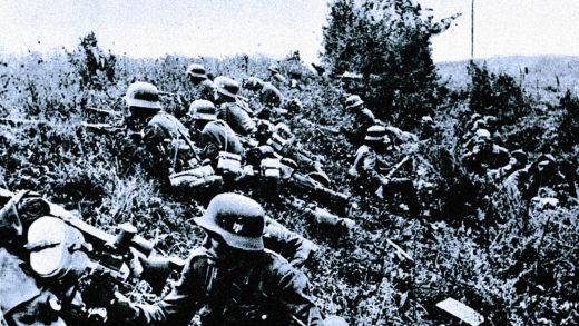 German Troops - Eastern Front - October 1941