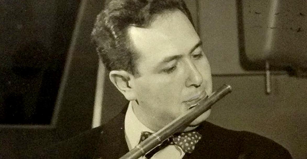 Julius Baker – Music Of Charles Tomlinson Griffes – 1952 – Past Daily Weekend Gramophone