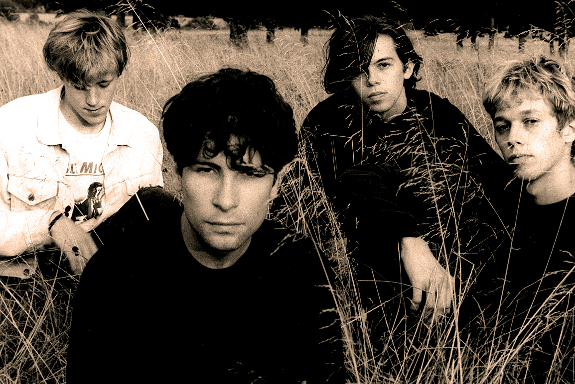 Ride – In Concert – 1990 – Past Daily Backstage Weekend