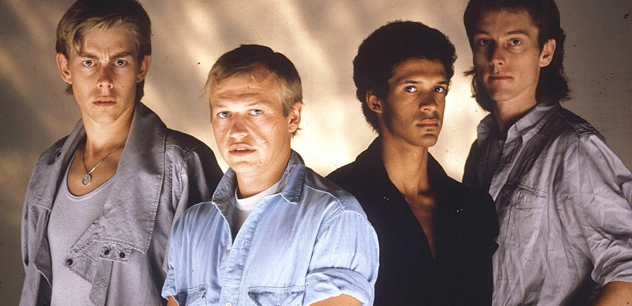 Level 42 - Live at Fulcrum Centre, Slough 1983