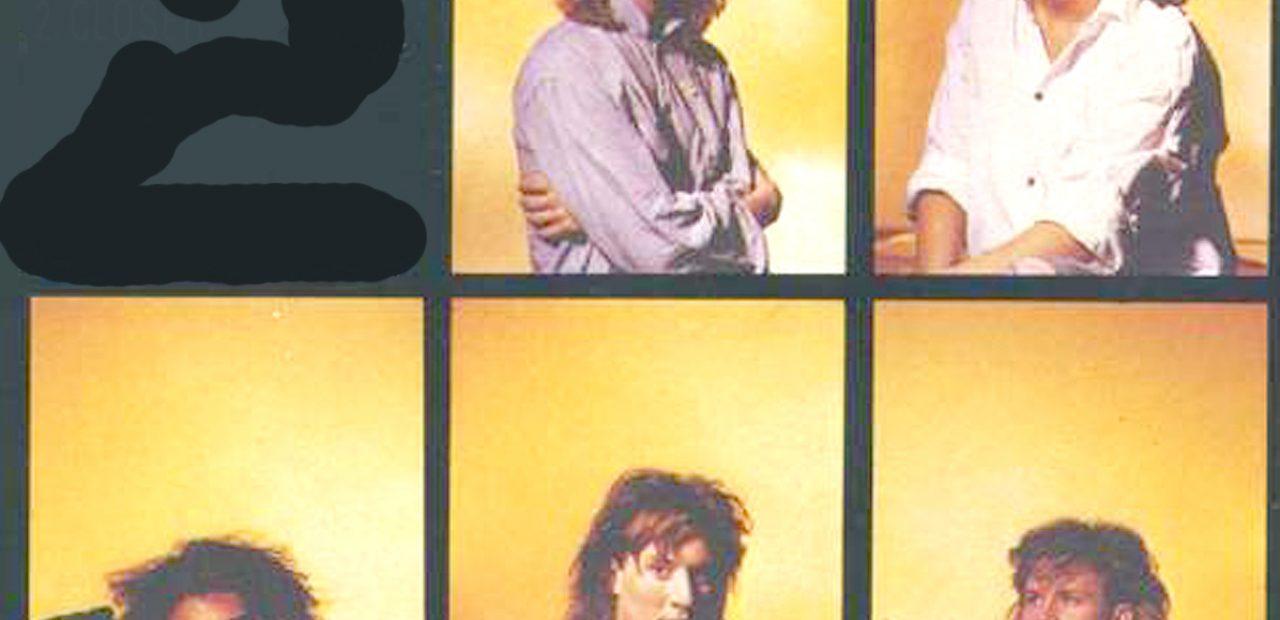 Eden - In Concert At The Paris Theatre, London - 1985