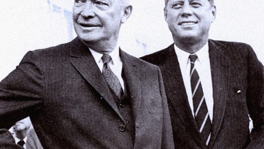 Ike and JFK - December 6, 1960