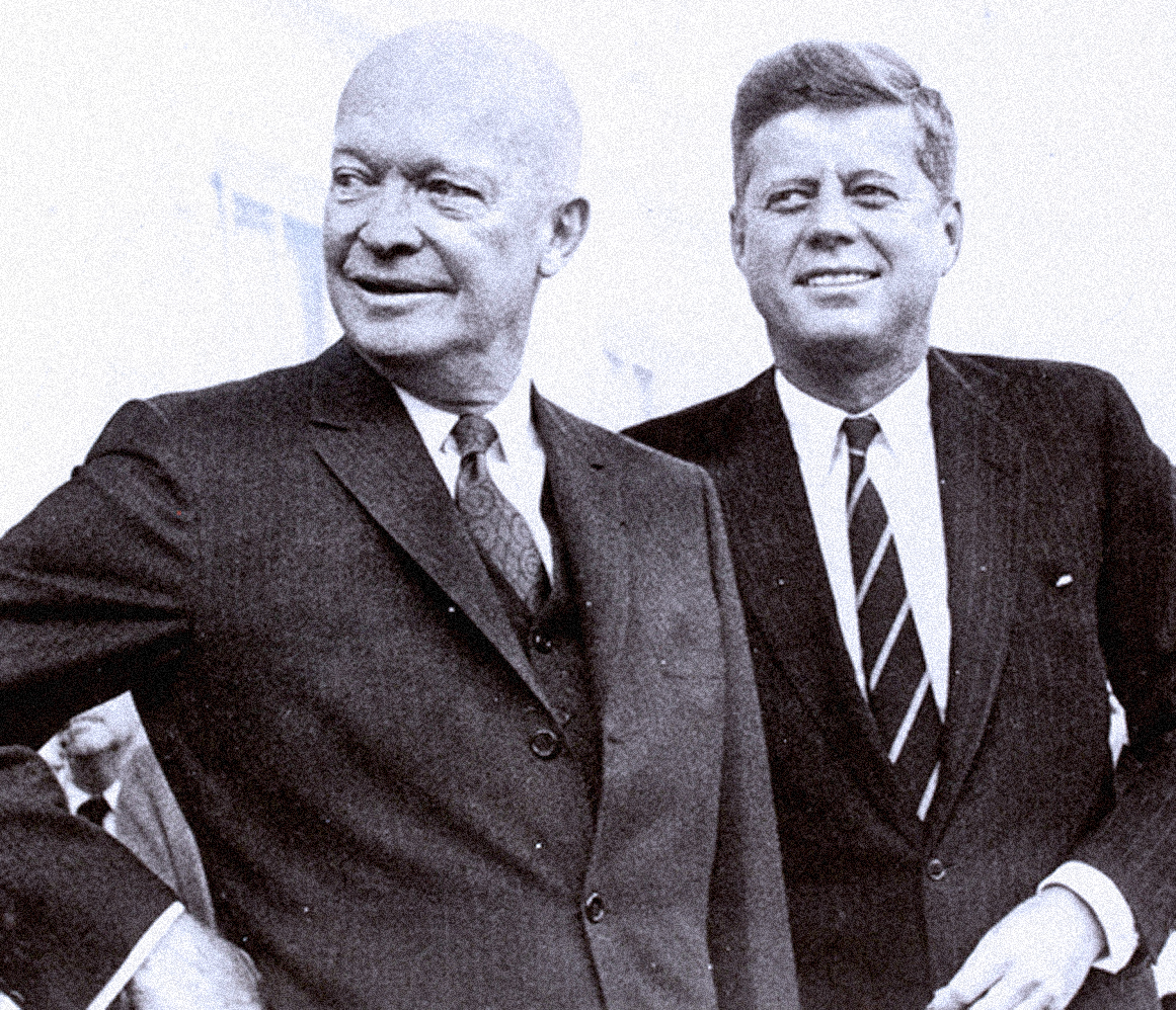 December 6, 1960 – JFK Comes Calling – The President Meets The President-Elect – Denials From The Congo – Jobless Figure Highest In 20 Years.