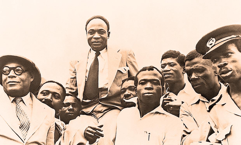 Kwame Nkrumah Comes To Washington – 1958 – Past Daily Reference Room