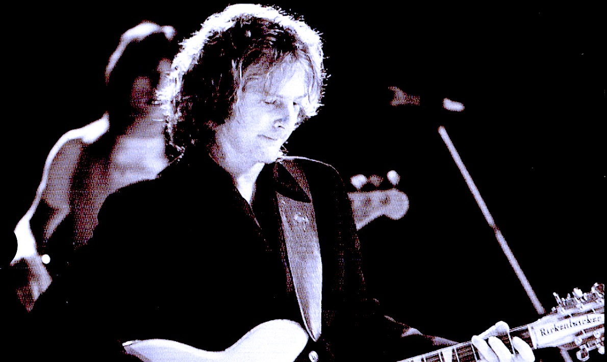 Roger McGuinn And Thunderbyrd – Hammersmith Odeon – 1977 – Past Daily Soundbooth