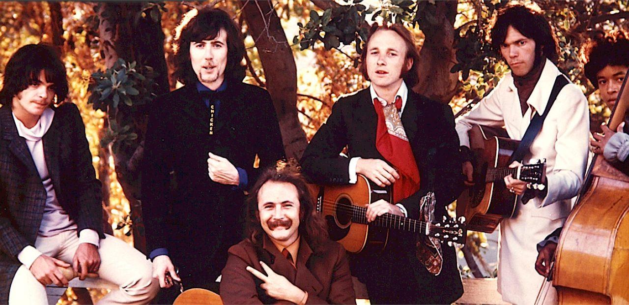 Crosby, Stills, Nash & Young - 1969