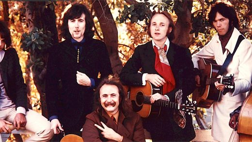 Crosby, Stills, Nash & Young - 1969